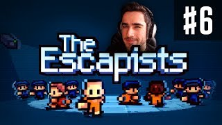 Let's Play The Escapists #06 (Shankton State Pen) - Needs more INK!