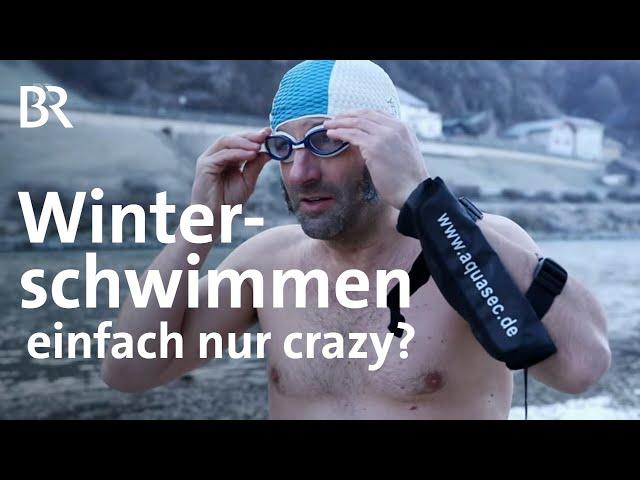Winterschwimmen: Gesund oder einfach nur crazy? | Doku | Challenge | Schmidt Max