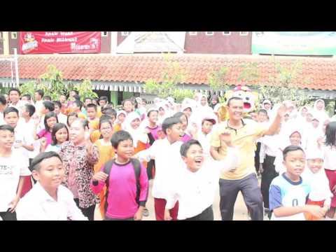 Milkuat Dance Competiton 2015 SDN Cisalak Pasar 03