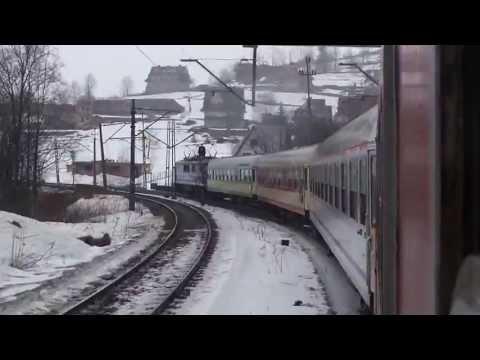 Zakopane - Warsaw in First Class with Polish TLK Express Train