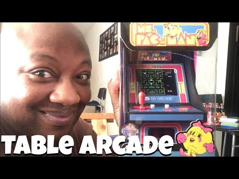 My Arcade Ms Pac-Man