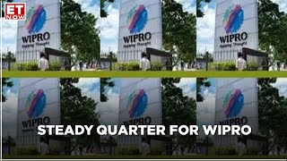 The Market | Steady Quarter For Wipro | Thierry Delaporte, Saurabh Govil and Jatin Dalal decode Q2