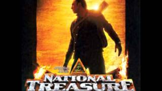 National treasure - Foot Chase