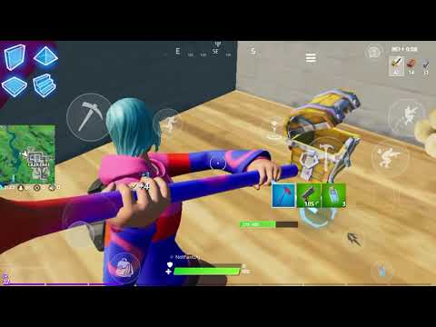 Fortnite Mobile Best IPhone 6s Player(I Got My First Skin)