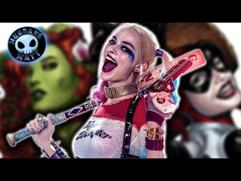 Harley Quinn is leaving GOTHAM CITY SIRENS for BIRDS OF PREY