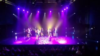Bachata in pairs - Night with Madonna 17.06.2017