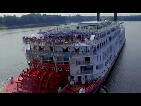 Christmas Cruise • Mississippi Riverboat • 2017