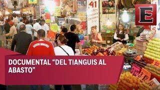 Presentan documental sobre la Central de Abasto