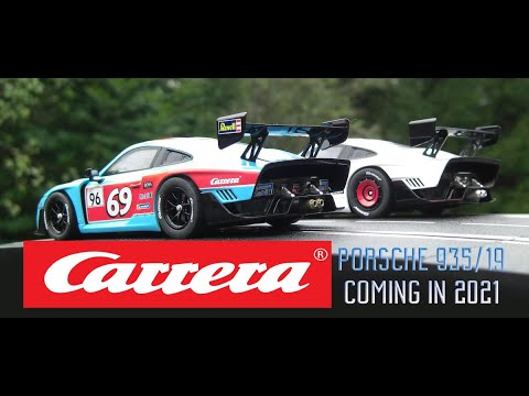 Carrera Porsche 935/19-a 2021 release