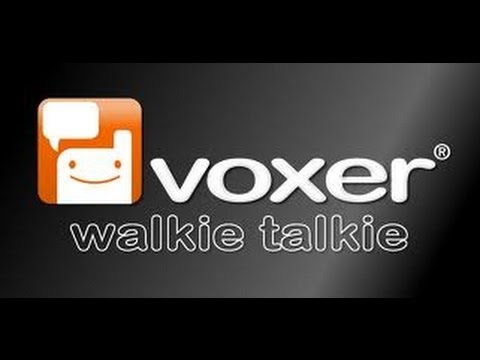 App Review of Voxer [Turn Your Apple Device Into A Walkie Talkie]