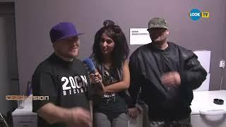 Interviu amuzant cu Freakadadisk si Cheloo de la Parazitii