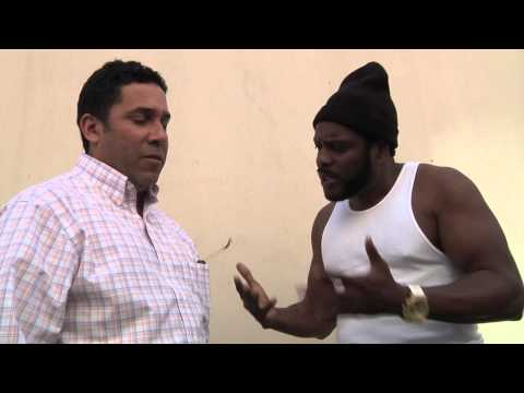 Always Sunny  BTS: On Set With Chad Coleman