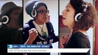 Unité : une chanson pour lutter contre le terrorisme