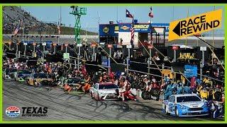 Race Rewind: Texas playoff race 2018