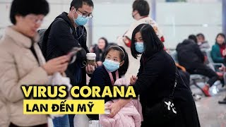 Virus Corona gây bệnh viêm phổi lạ ở Trung Quốc đã lan đến nước Mỹ