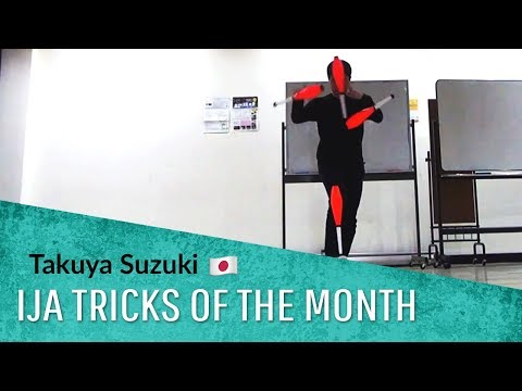 IJA Tricks of the Month March 2018 Japan by Takuya Suzuki