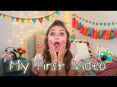 My First Video! | Kamri Noel