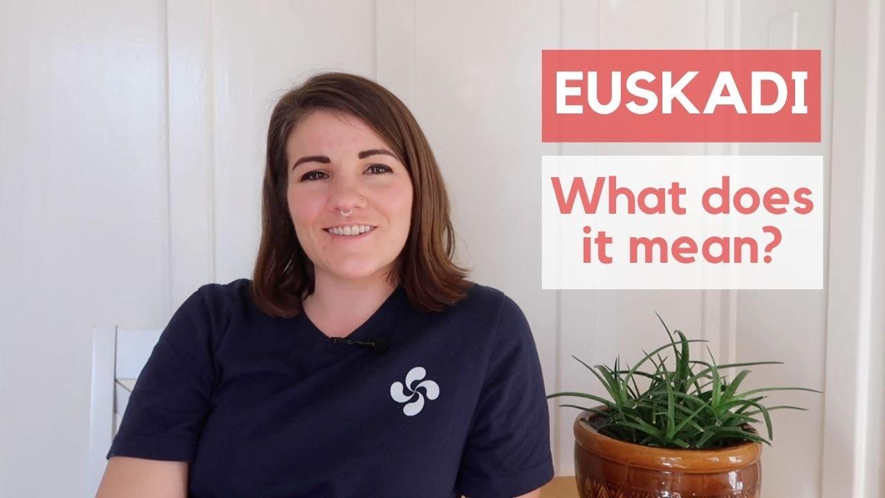 Download What Is Euskadi?