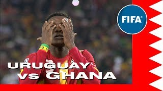 uruguay vs ghana and the second hand of god exclusive