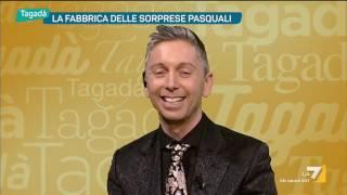 Gianluca Mech: 'Se proprio dovete, mangiate a Pasqua l'uovo fondente'