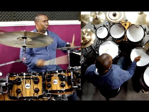 Batera Clube Apresenta Rogério Bambam Drum Solo (Usina de Grooves) Gospel