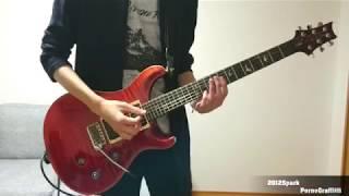 最初の数十秒は映像なしです。 『ロスト~2012Spark』 guitar cover 〇...