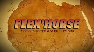 Flex'Horse 14 octobre 2017 Team Bulding