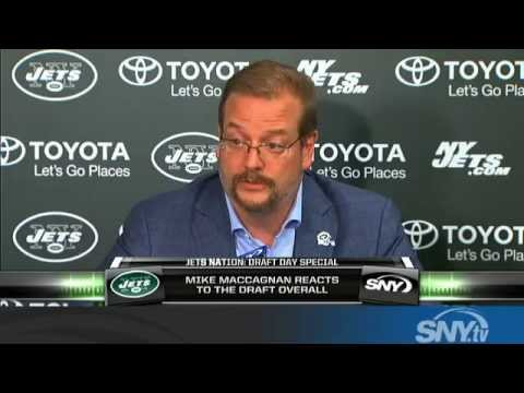 Jets GM on Bryce Petty and Zac Stacy
