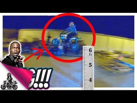 INSANE Honda Grom Jump!