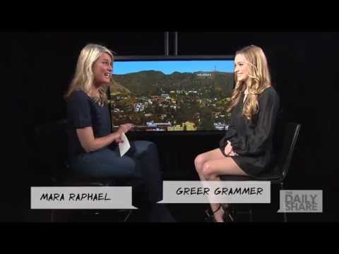 Name that Tweet with Greer Grammer  Golden Globes edition!
