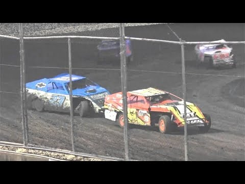 Dirt Modified MAIN 9-3-18 Petaluma Speedway