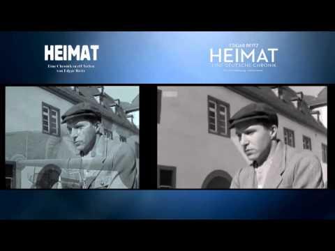 Unterschiede HEIMAT (1984) und HEIMAT remastered (2014) - Kapitel 1