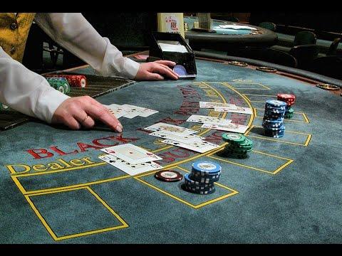 Как обыграть казино. Как выйгрывают в блэк джек