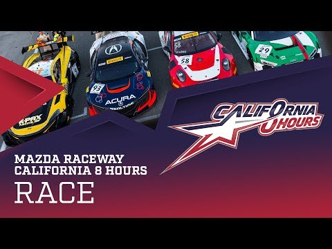 Main Race - Intercontinental GT Challenge - Mazda Raceway 8 Hours