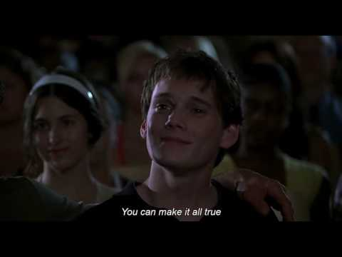 If You Want To Sing Out, Sing Out (Charlie Bartlett) for Anton Yelchin