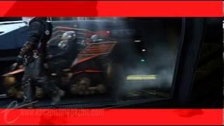 PROMETHEUS (Escape to the Movies)