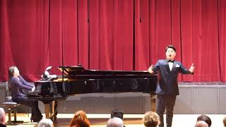 Gern hab' ich die fraun geküsst , Operetta Paganini, F.Lehàr Tenor Sungho Kim
