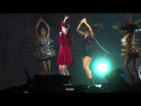 181208 IU - The Red Shoes 분홍신 2018 IU 10th Anniversary Tour Concert [이지금 dlwlrma] in HK 직캠/CAM [4K]