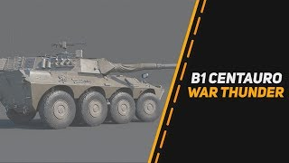 "B1 Centauro ""ВКУСНЫЙ КАКТУС"" 18+ War Thunder"