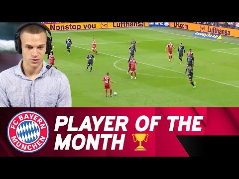 Assist King Joshua Kimmich comments on his pinpoint cross🎙🏆