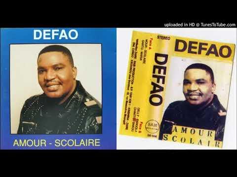 General Defao dans Amour scolaire l'album intégral (Audio officiel)