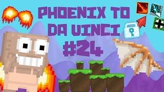 Growtopia - Phoenix To Da Vinci #24 | INVESTING!!