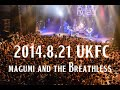 2014 UKFC BACK YARD / MAGUMI AND THE BREATHLESS