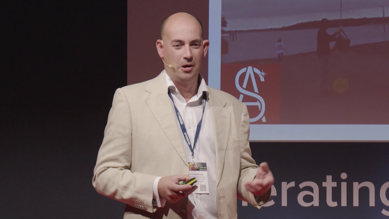 Beyond Earth: Using 3D Printing to take Us to New Worlds | Mike Curtis-Rouse