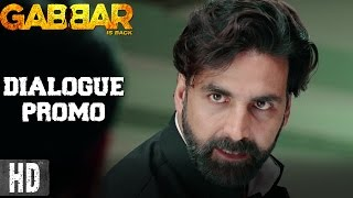Ab Tera Kya Hoga Kaliya - Dialogue Promo 2 | Starring Akshay Kumar & Shruti Haasan | In Cinemas Now