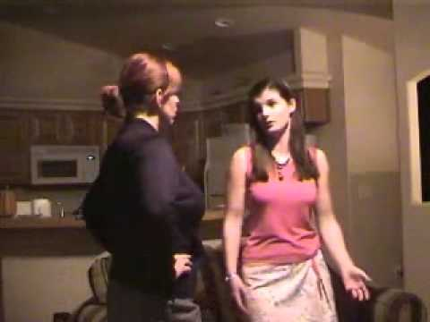 Love spank girl embarrass story