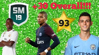 Future Ratings of the Best Young Players after 10 YEARS on Soccer Manager 19 | SM19 |