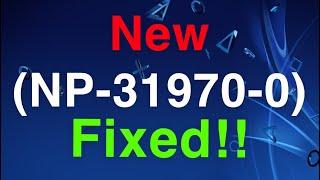 PS4  (NP-31970-0) FIX