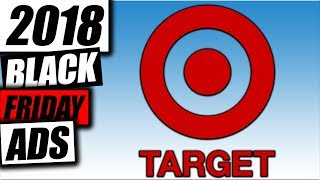 Target | Back Friday 2018 Ads | Great Deals on Toy's & TV's