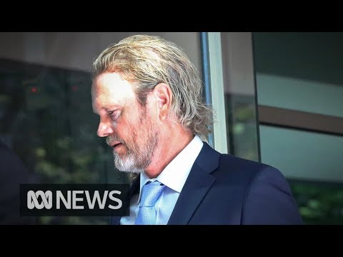 Craig McLachlan Faces Court Charged With Indecently Assaulting Four 'vulnerable' Women | ABC News
